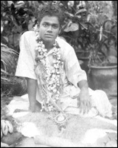 Young Sai Baba