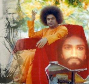 Sai Baba Trinity