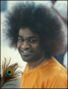 Sathya Sai Krishna Peacock