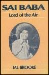 Tal Brookes Book - Sai Baba Lord Of The Air