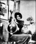 Sathya Sai Baba Playing The Vina