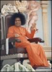 Famous Guru - Sathya Sai Baba