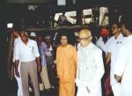 Sathya Sai And Indulal Shah