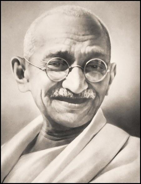 Mahatma Gandhi – Mohandas Karamchand Gandhi « Sathya Sai Baba ...
