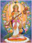 Saraswati Devi - Goddess Of Learning - Art - Music - Education