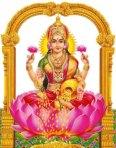 Lakshmi Devi - Goddess Of Health And Wealth