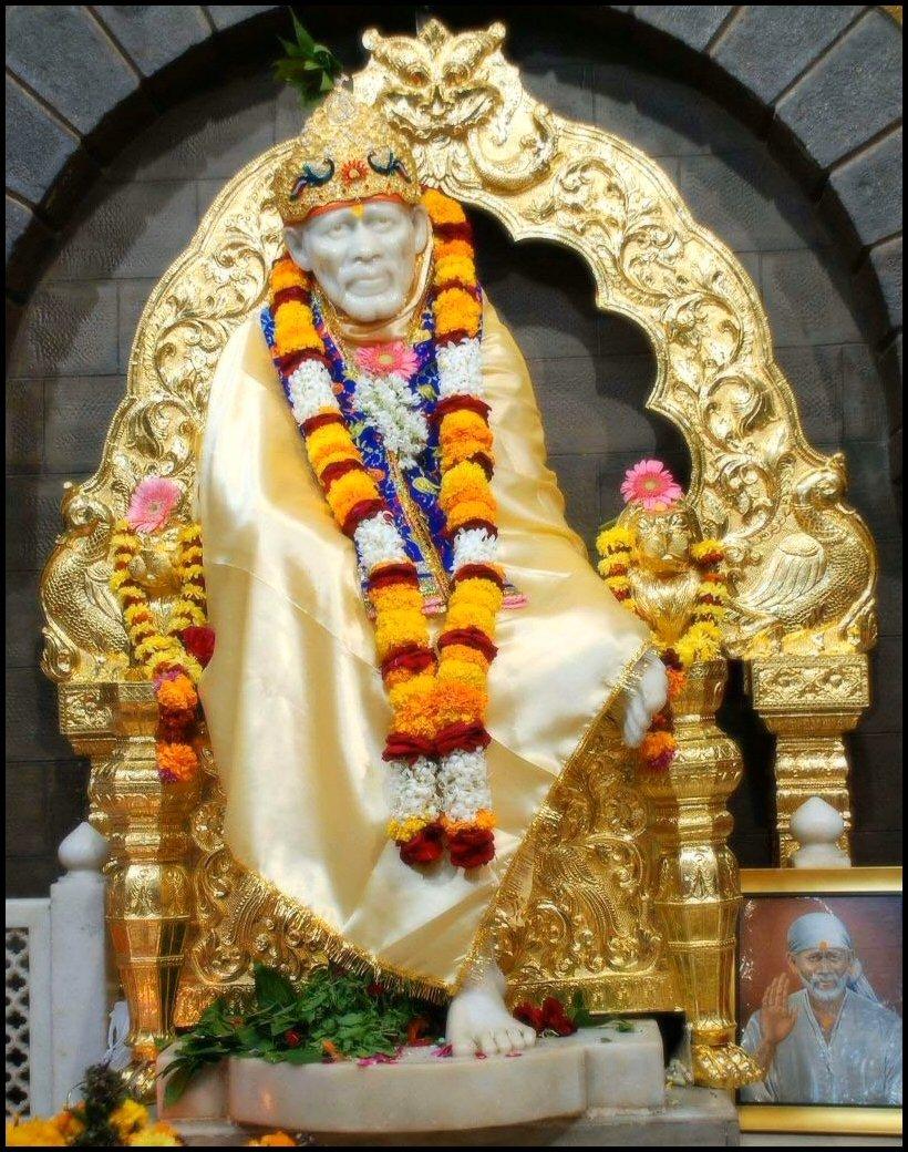 Shirdi Sai Baba | Sathya Sai Baba - Life, Love & Spirituality