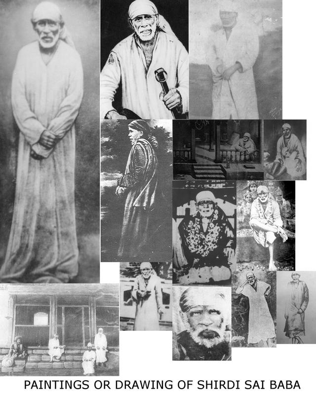 Rare Photographs Of Shirdi Sai Baba « Sathya Sai Baba – Life, Love ...