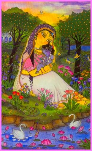 Birth Of Lord Krishna