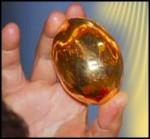 Goldstein Golden Lingam 4