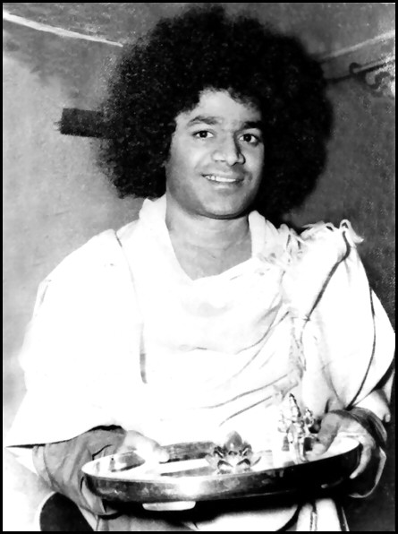 Image result for young sai baba
