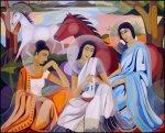 Senaka Senanayake Art Piece