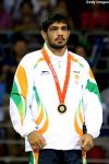 Sushil Kumar Bronze Medal