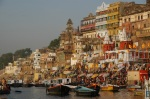 Varanasi On The River Ganges