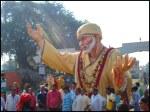 Shirdi Sai Baba Rainbow