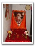 Swami Purushottamananda - Room Where He Attained MahaSamadhi On Shivarathri 1961
