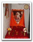 Swami Purushottamananda - Room Where He Attained MahaSamadhi On Shivarathri 1961