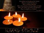 Diwali Deepavali Festival Of Lights At Sathya Sai Baba Ashram
