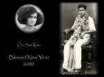 Om Sai Ram - Happy New Year 2009