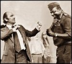Ian Wooldrige With Idi Amin