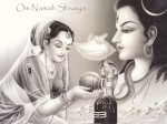 Shiva Lingam Puja
