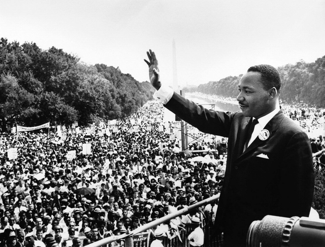 Martin Luther King, Jr. Day – I Have A Dream Speech ...