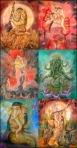 Ganeshani Art By Sala Warin Chaichantueg