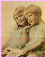 Young O'Brien Pink Twins