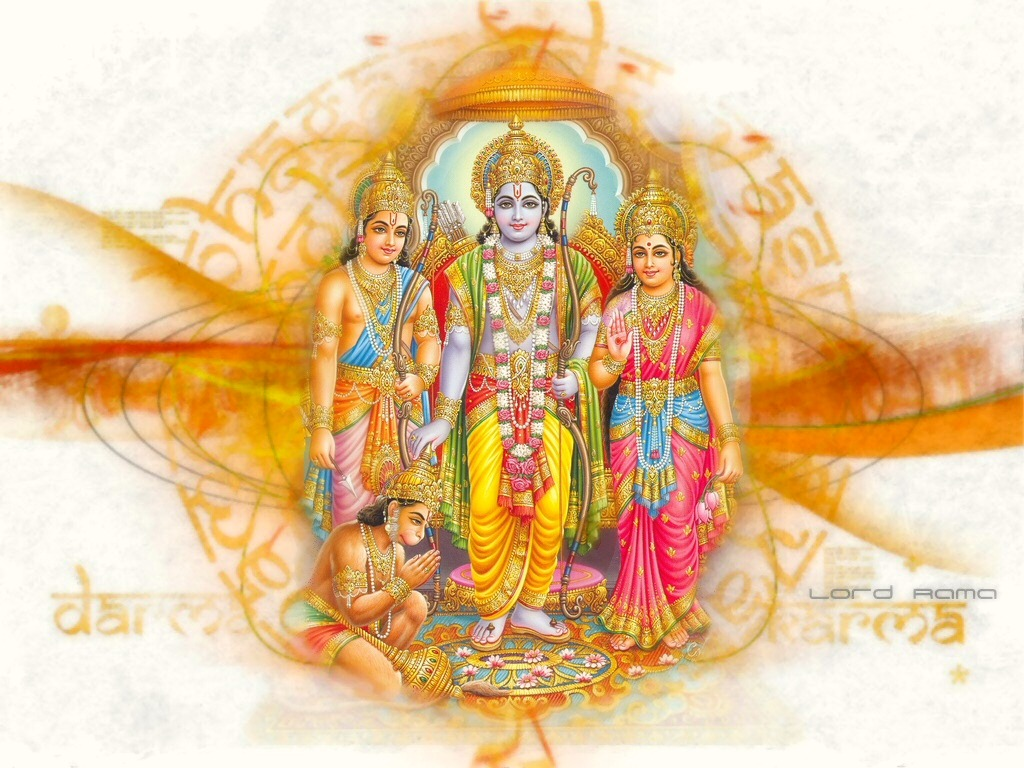 Sri Rama Navami 2012 Wallpaper