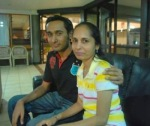 Chirag Parmar And Rekha Parmar