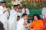 Sathya Sai Baba In Kodaikanal April 2009