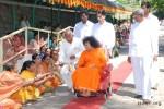 Ever Youthful Sathya Sai Baba In Kodai April 2009 At Age 83