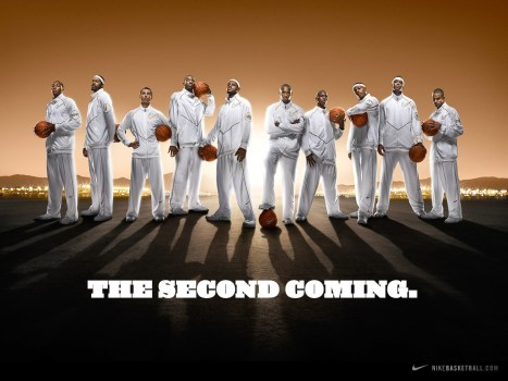 Second Coming By Nike