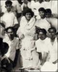 Young Sathya Sai Baba