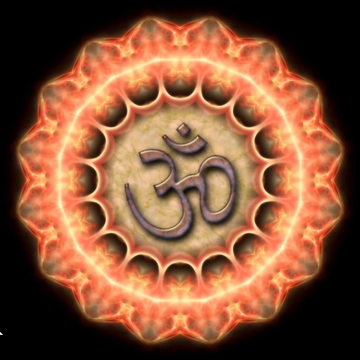 Tamil om Symbol Wallpaper om Ananda Bliss Mandala