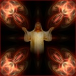 Resurrection Unfolding - Jesus Christ Bliss Mandala