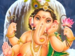 Blessed Ganesh Chaturthi Greeting