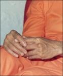 Sathya Sai Baba Hands