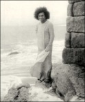 Old Photograph Of Sathya Sai Baba