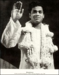 Old Photograph Of Sathya Sai Baba