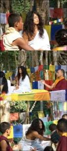 J Ocean Dennie Pictures Of Ram Bahadur Bomjon aka Buddha Boy