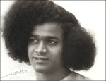 Rare Picture Of Sathya Sai Baba