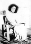 Rare Image Of Sathya Sai Baba