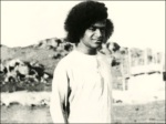 Old Image Of Sathya Sai Baba