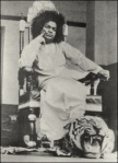 Beautiful Old Picture Of Sathya Sai Baba