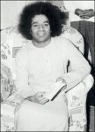 Beautiful Snapshot Of Sathya Sai Baba