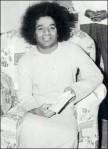 Beautiful Snapshot Of Sathya Sai Baba