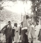 Rare Old Photograph Of Sathya Sai Baba