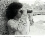 Rare Old Snap Of Sathya Sai Baba