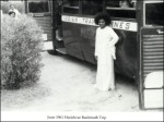 Old Snap Of Sathya Sai Baba